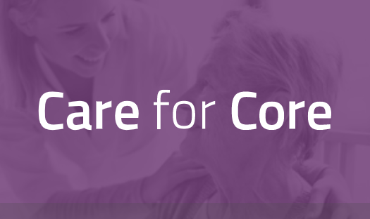 logo care for core