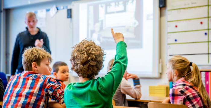 Bekwaamheidseisen leraar primair onderwijs